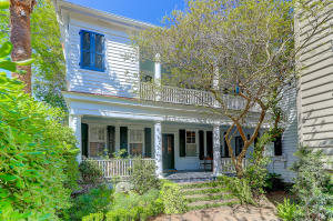 Home for Sale Water Street, South Of Broad, Downtown Charleston, SC