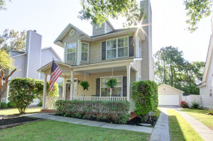 Photo of 1415 Swamp Fox Lane, Jamestowne Village, Charleston, South Carolina