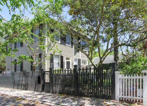 Home for Sale Greenhill Street, South Of Broad, Downtown Charleston, SC