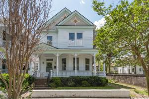 Photo of 51 Montagu Street, Harleston Village, Charleston, South Carolina