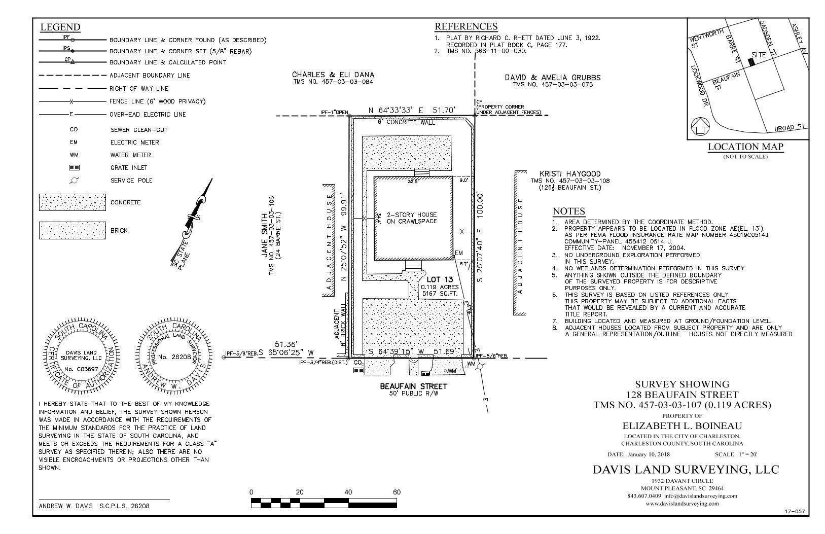 Harleston Village Homes For Sale - 128 Beaufain, Charleston, SC - 35