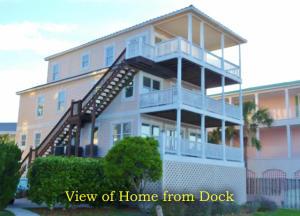 Home for Sale Village Court, Edisto Beach, SC