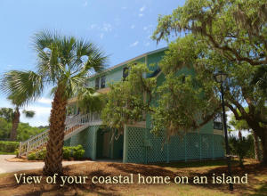Home for Sale Wahoo Court, Fishing Creek Resort, Edisto Island, SC