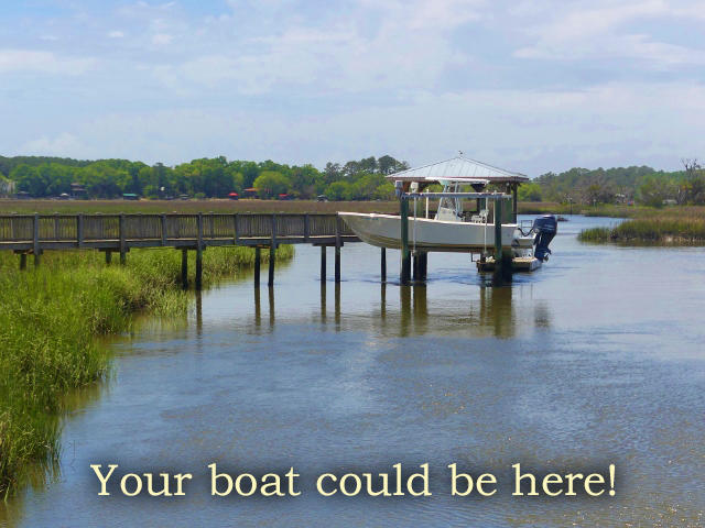 Fishing Creek Resort Homes For Sale - 8195 Wahoo, Edisto Island, SC - 25