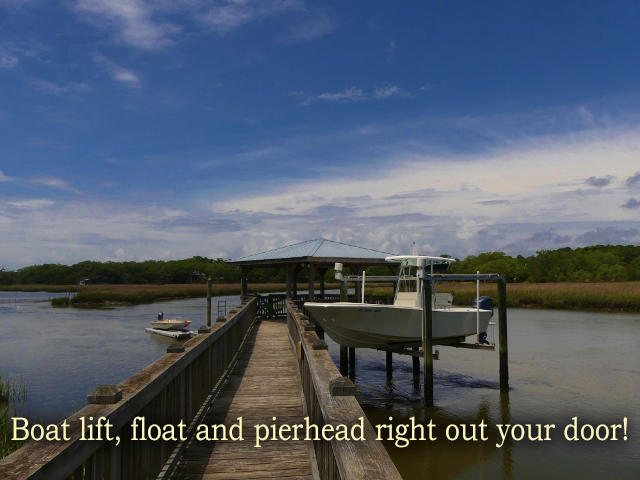 Fishing Creek Resort Homes For Sale - 8195 Wahoo, Edisto Island, SC - 27