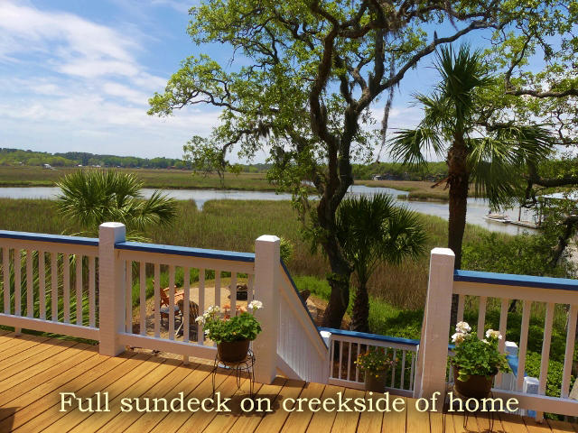 Fishing Creek Resort Homes For Sale - 8195 Wahoo, Edisto Island, SC - 33