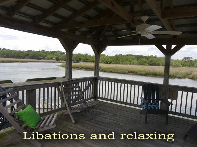Fishing Creek Resort Homes For Sale - 8195 Wahoo, Edisto Island, SC - 109
