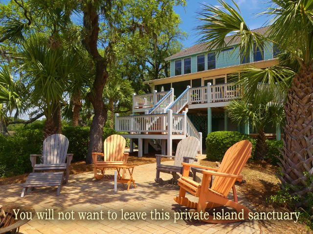 Fishing Creek Resort Homes For Sale - 8195 Wahoo, Edisto Island, SC - 37