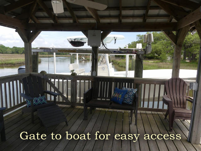 Fishing Creek Resort Homes For Sale - 8195 Wahoo, Edisto Island, SC - 34
