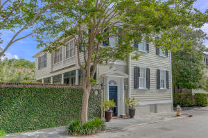 Photo of 4 Atlantic Street, South of Broad, Charleston, South Carolina