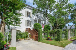 Home for Sale Barre Street, Harleston Village, Downtown Charleston, SC