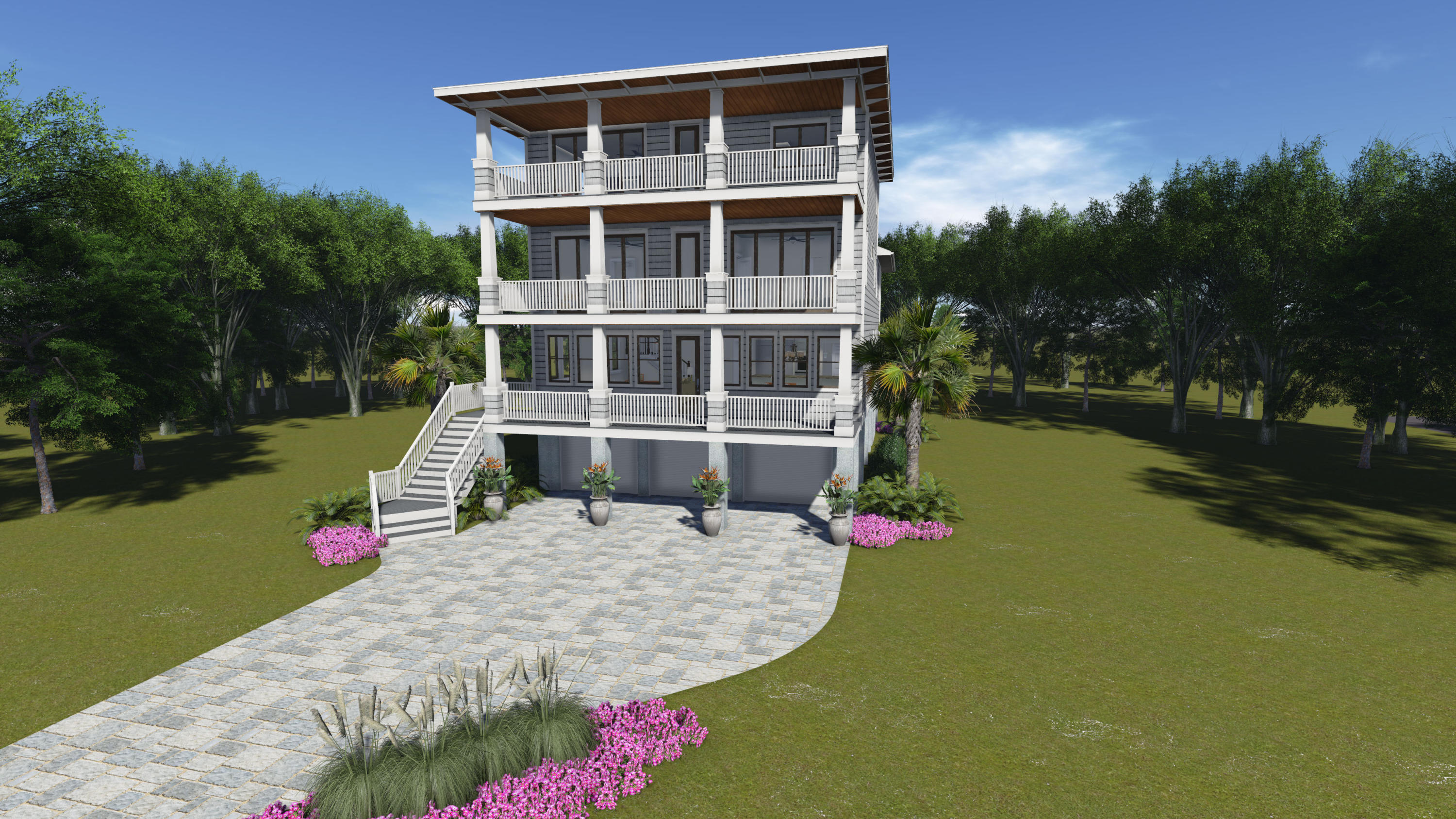Home for sale 915 Ocean Boulevard, Isle of Palms, SC