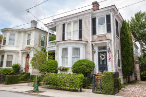 Home for Sale New Street, South Of Broad, Downtown Charleston, SC
