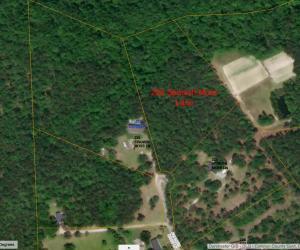 Home for Sale Spanish Moss Lane, Halfway Creek Estate, Dorchester County, SC