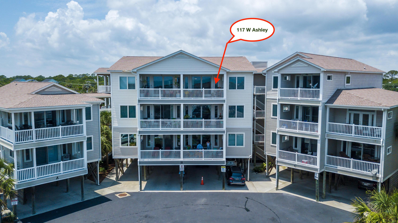Pier Pointe Villas Homes For Sale - 117 Ashley, Folly Beach, SC - 14