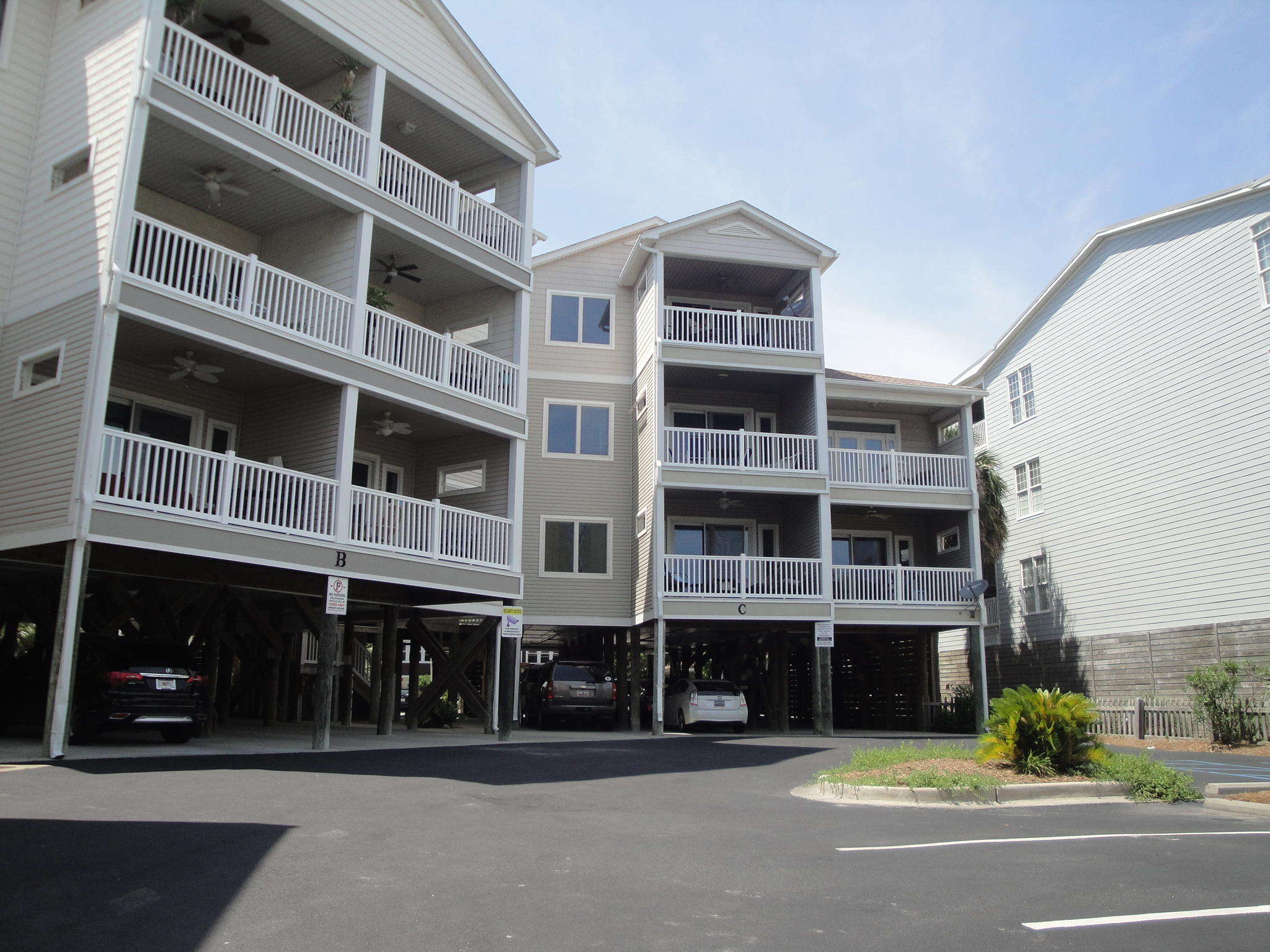 Pier Pointe Villas Homes For Sale - 117 Ashley, Folly Beach, SC - 21