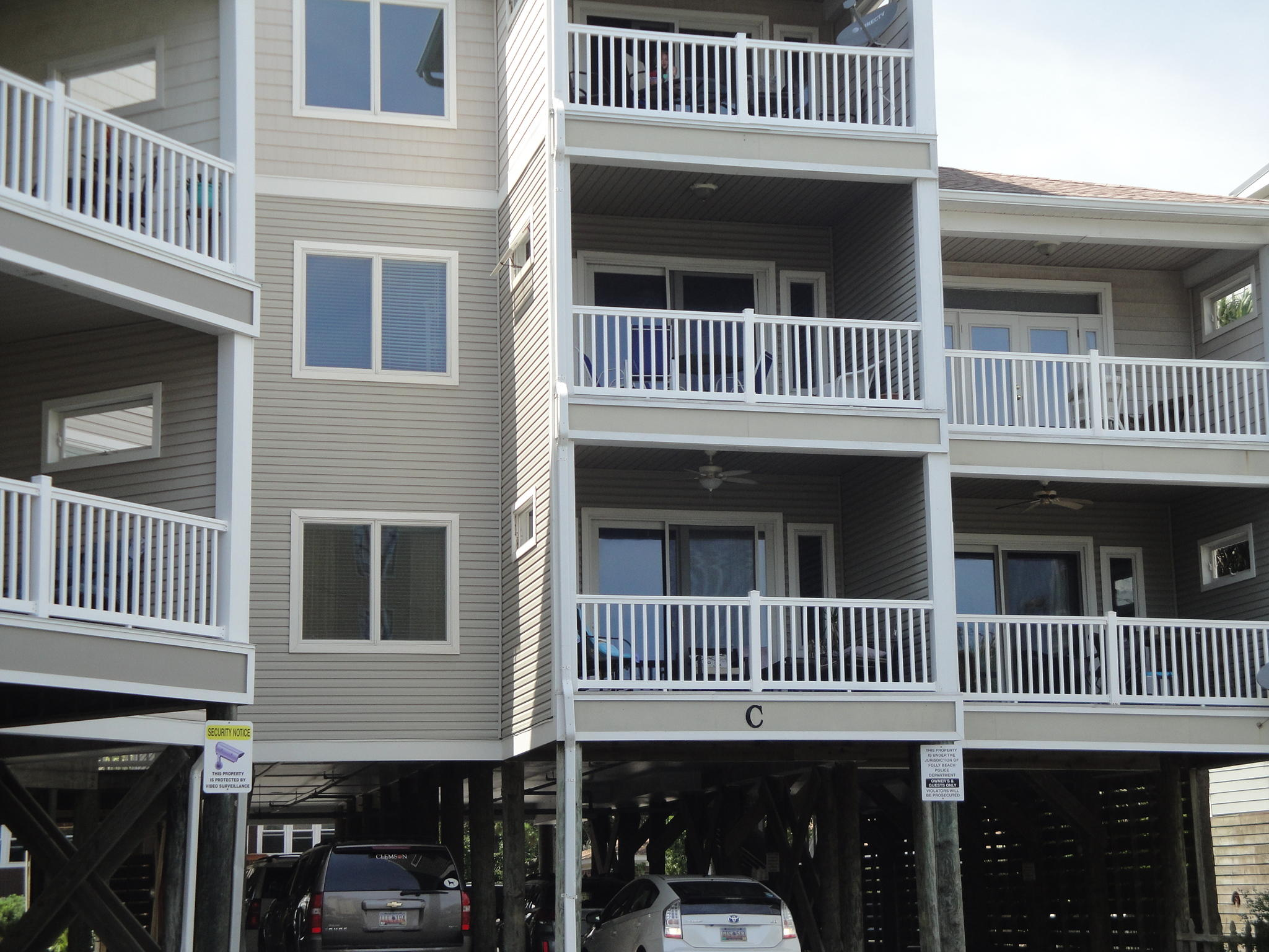 Pier Pointe Villas Homes For Sale - 117 Ashley, Folly Beach, SC - 20
