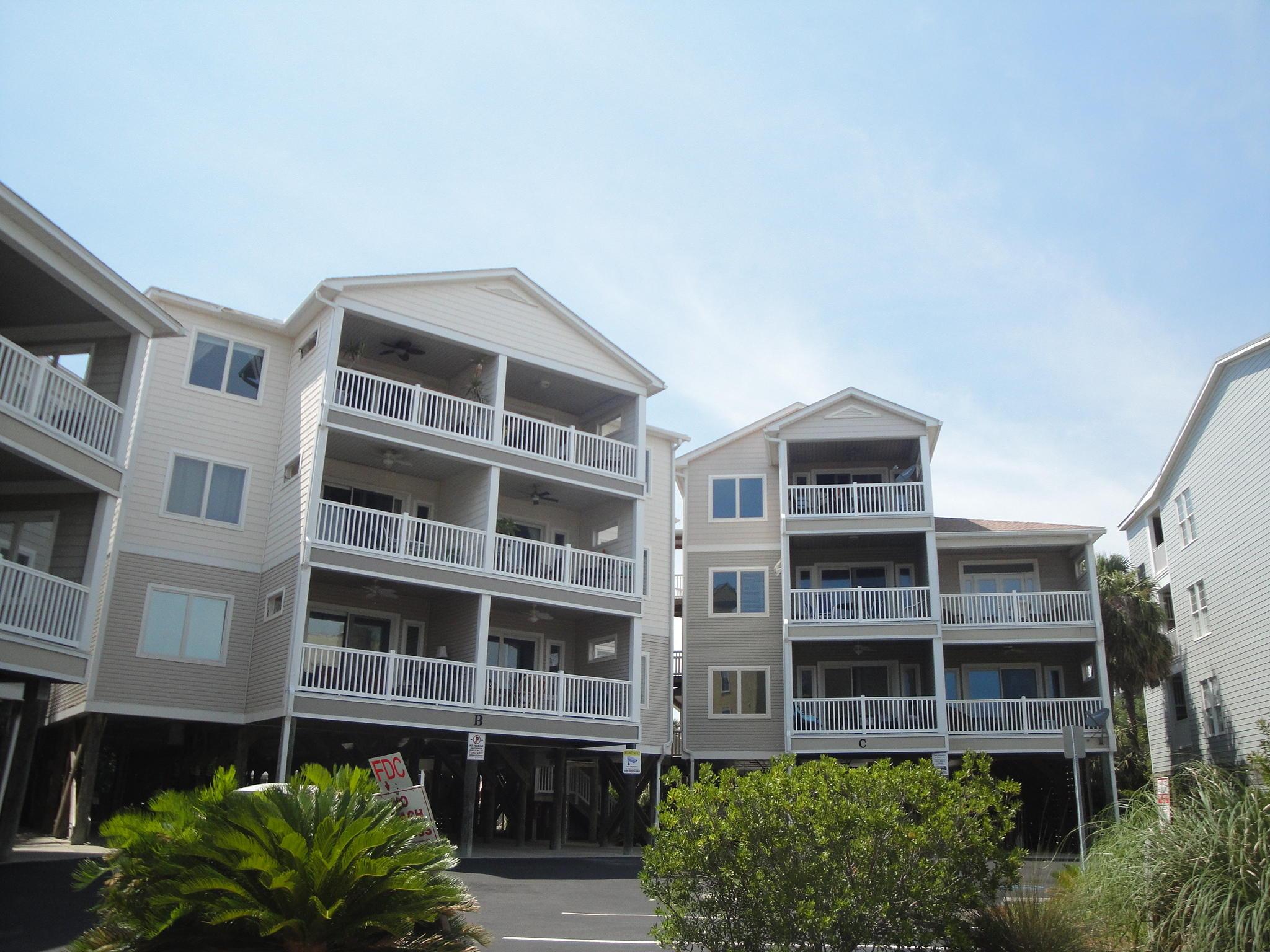 Pier Pointe Villas Homes For Sale - 117 Ashley, Folly Beach, SC - 19