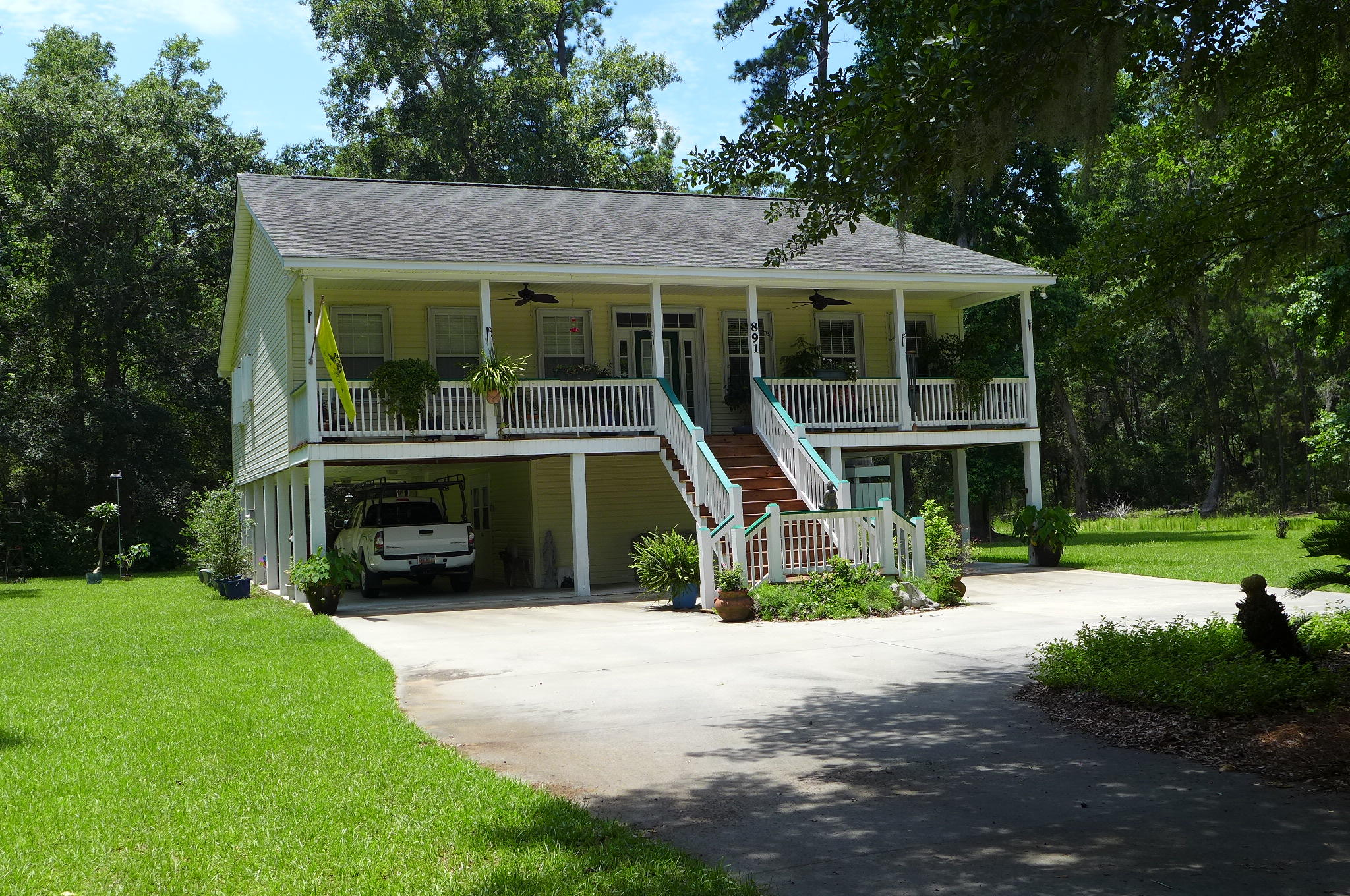 Crawford Place Homes For Sale - 891 Flowers, Edisto Island, SC - 0