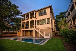 Waterfront homes in Isle of Palms