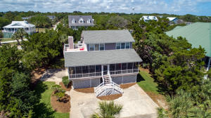 Home for Sale Palmetto Boulevard, 2nd Row, Edisto Beach, SC
