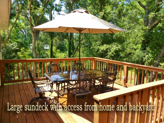 Fishing Creek Resort Homes For Sale - 642 Fore Deck, Edisto Island, SC - 39