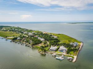 Deep Water homes in Sullivan's Island