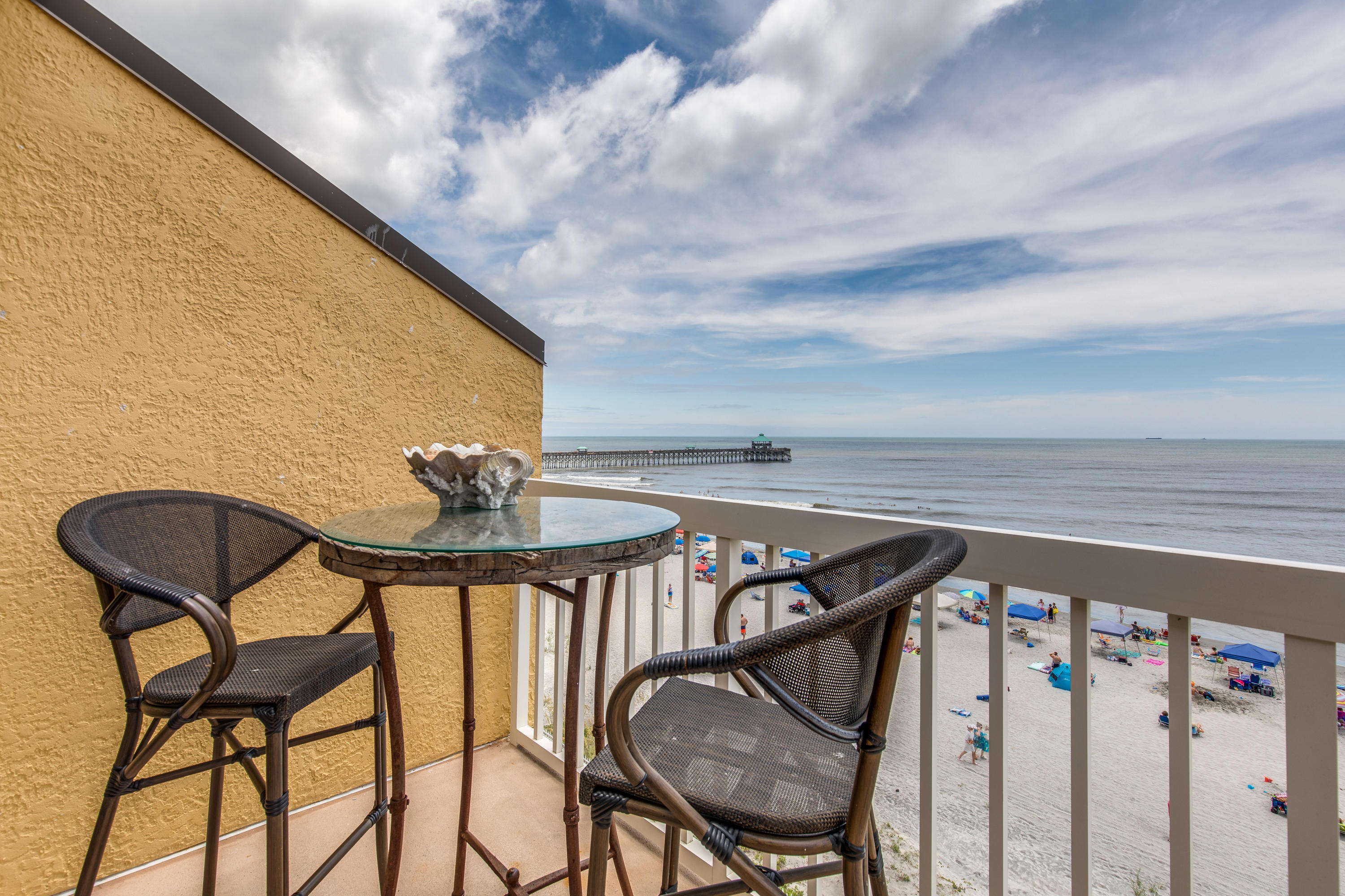 Charleston Oceanfront Villas Homes For Sale - 201 Arctic, Folly Beach, SC - 7