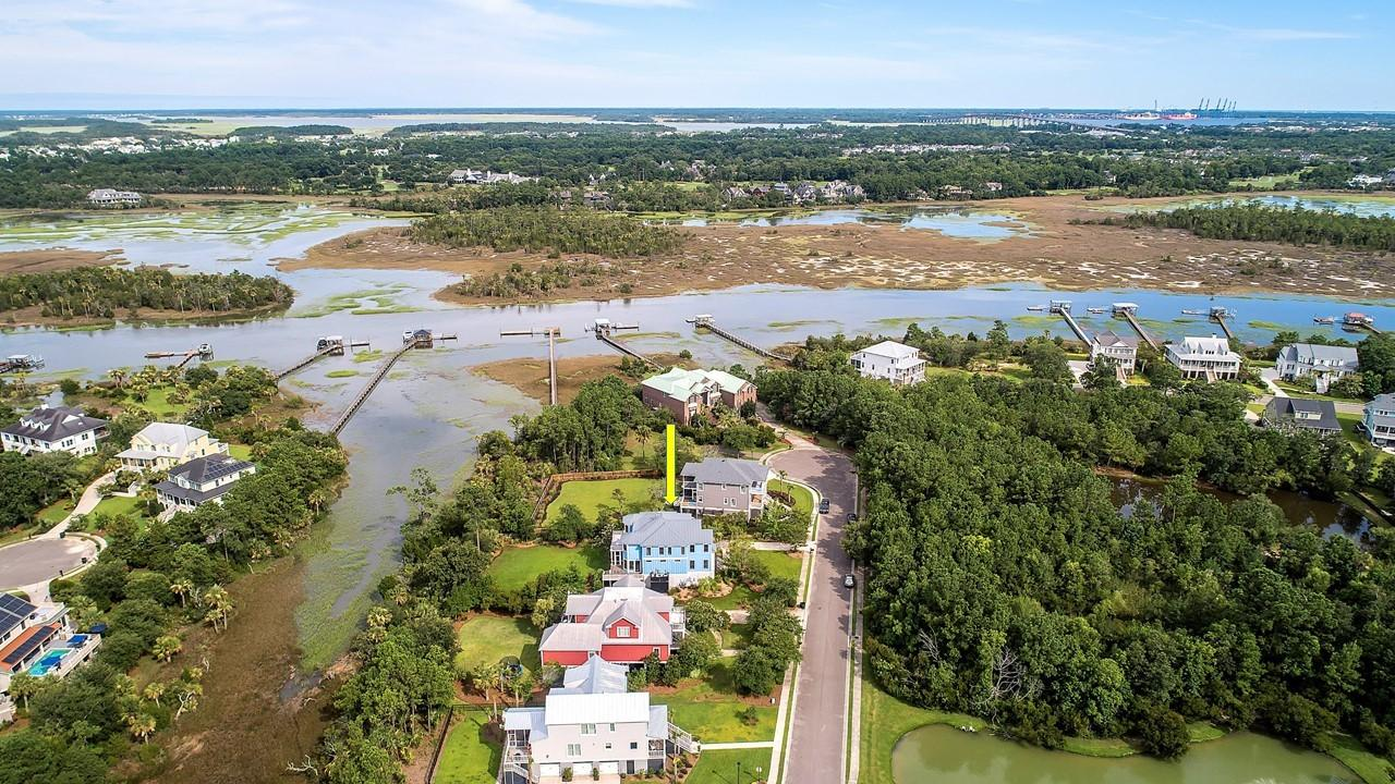 Beresford Creek Landing Homes For Sale - 1212 Winding Creek, Charleston, SC - 77