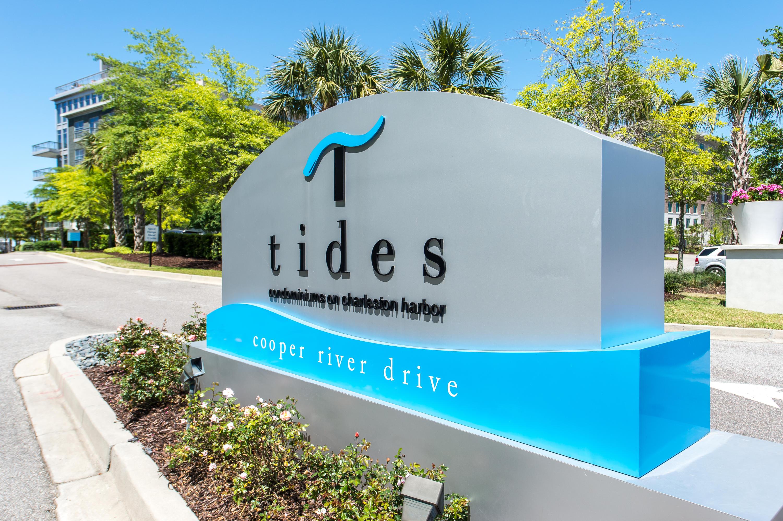 Tides Condominiums Homes For Sale - 124 Cooper River, Mount Pleasant, SC - 0