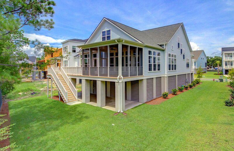 The Oaks Marsh View Homes For Sale - 1517 Mossy Branch, Mount Pleasant, SC - 9