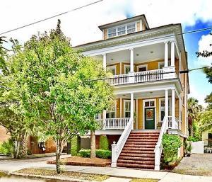 Photo of 22 Bennett Street, Harleston Village, Charleston, South Carolina