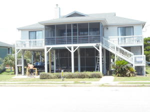 Home for Sale Palmetto Boulevard, Second Row, Edisto Beach, SC