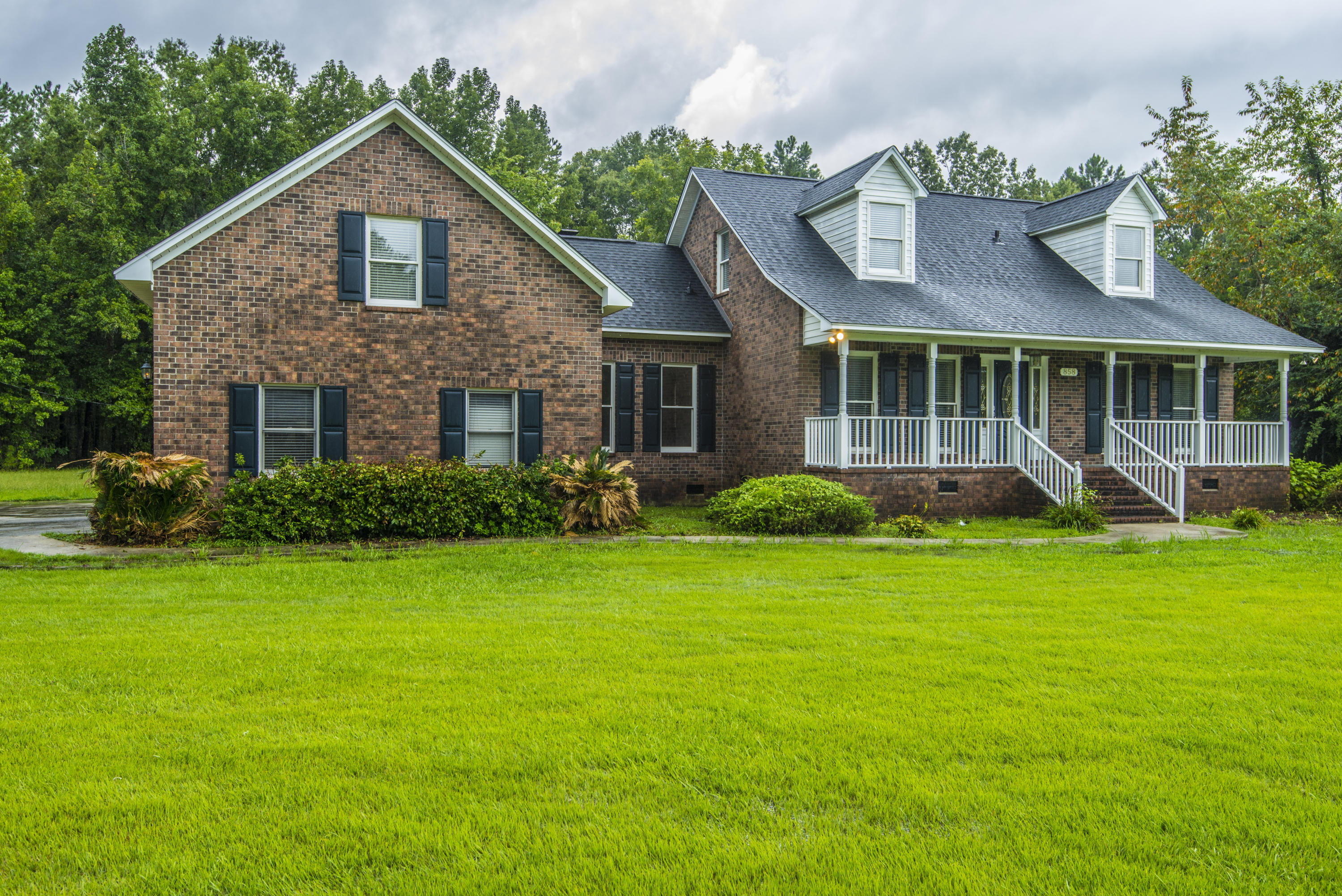 858 HILL BRANCH ROAD, RIDGEVILLE, SC 29472