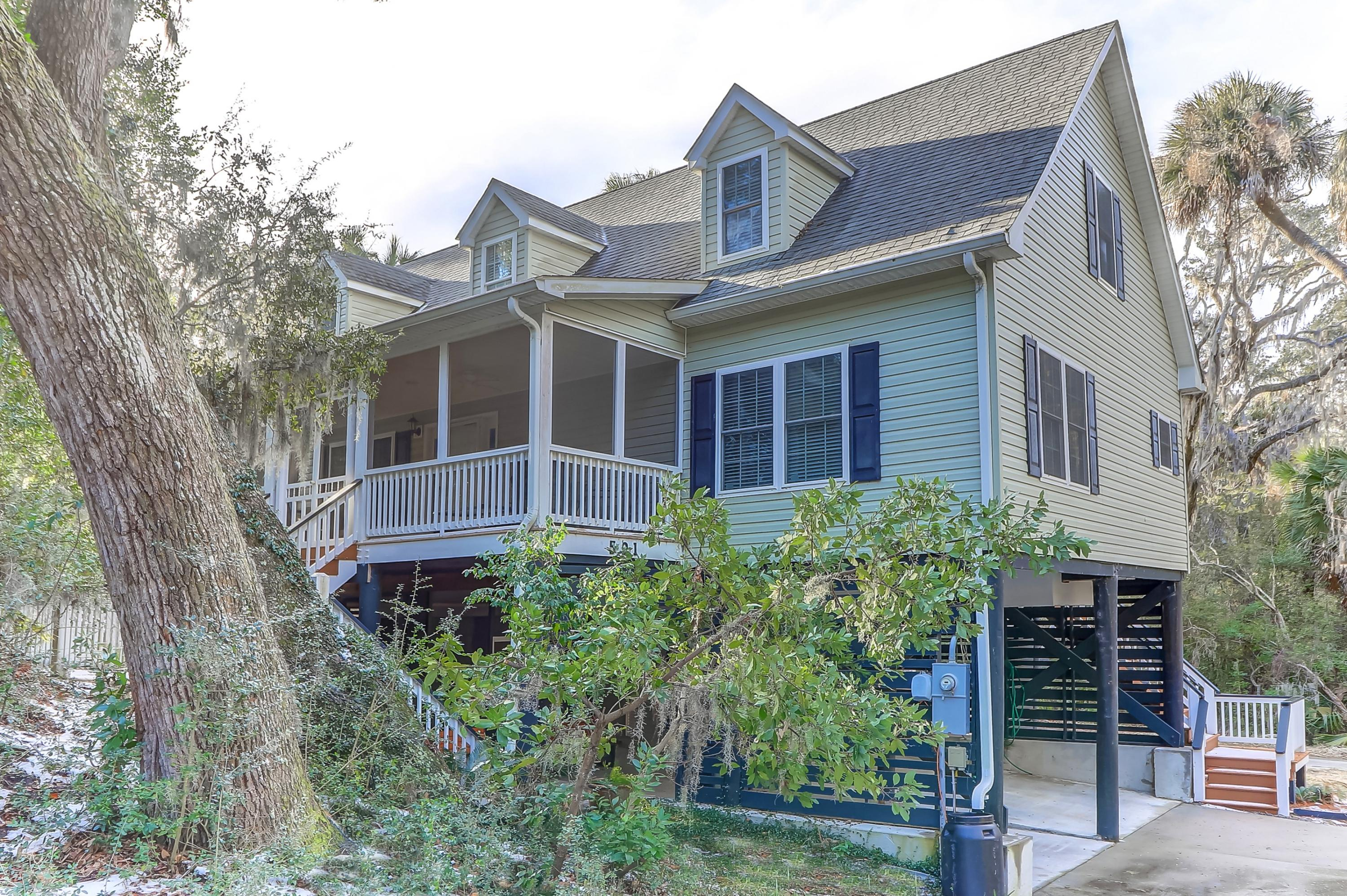 Charleston Address - MLS Number: 18022723