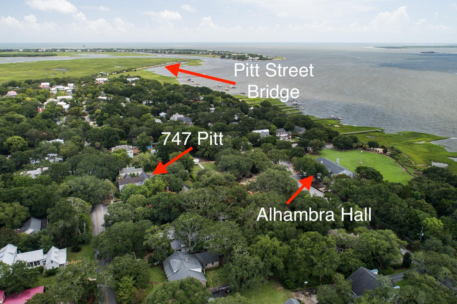 Old Village Homes For Sale - 747 Pitt, Mount Pleasant, SC - 1