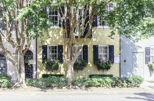 Home for Sale East Bay Street, South Of Broad, Downtown Charleston, SC