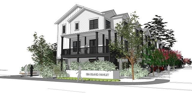 Sea Island Hamlet Homes For Sale - 3 Gatch, Mount Pleasant, SC - 3