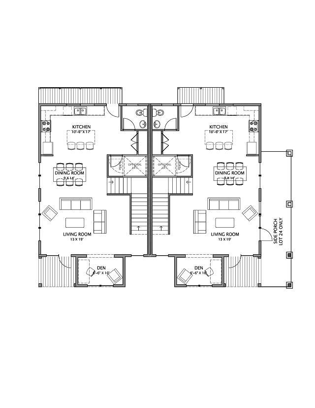 Sea Island Hamlet Homes For Sale - 1232 Gatch, Mount Pleasant, SC - 12
