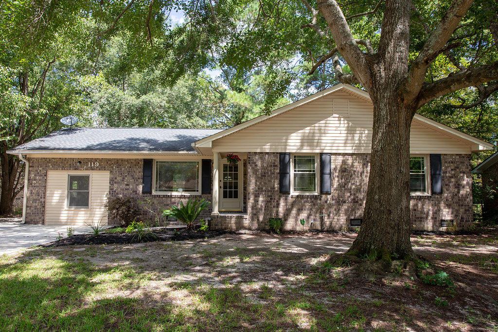 Greenhurst Homes For Sale - 119 Terry Ave., Summerville, SC - 19
