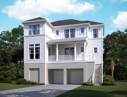 Stratton by the Sound Homes For Sale - 3473 Saltflat, Mount Pleasant, SC - 30