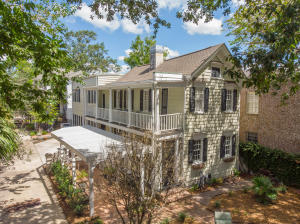 Photo of 178 Queen Street, Harleston Village, Charleston, South Carolina