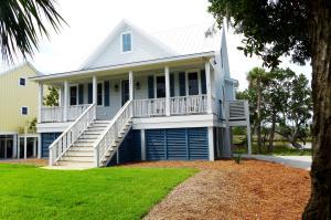 Oceanview homes in Edisto Island