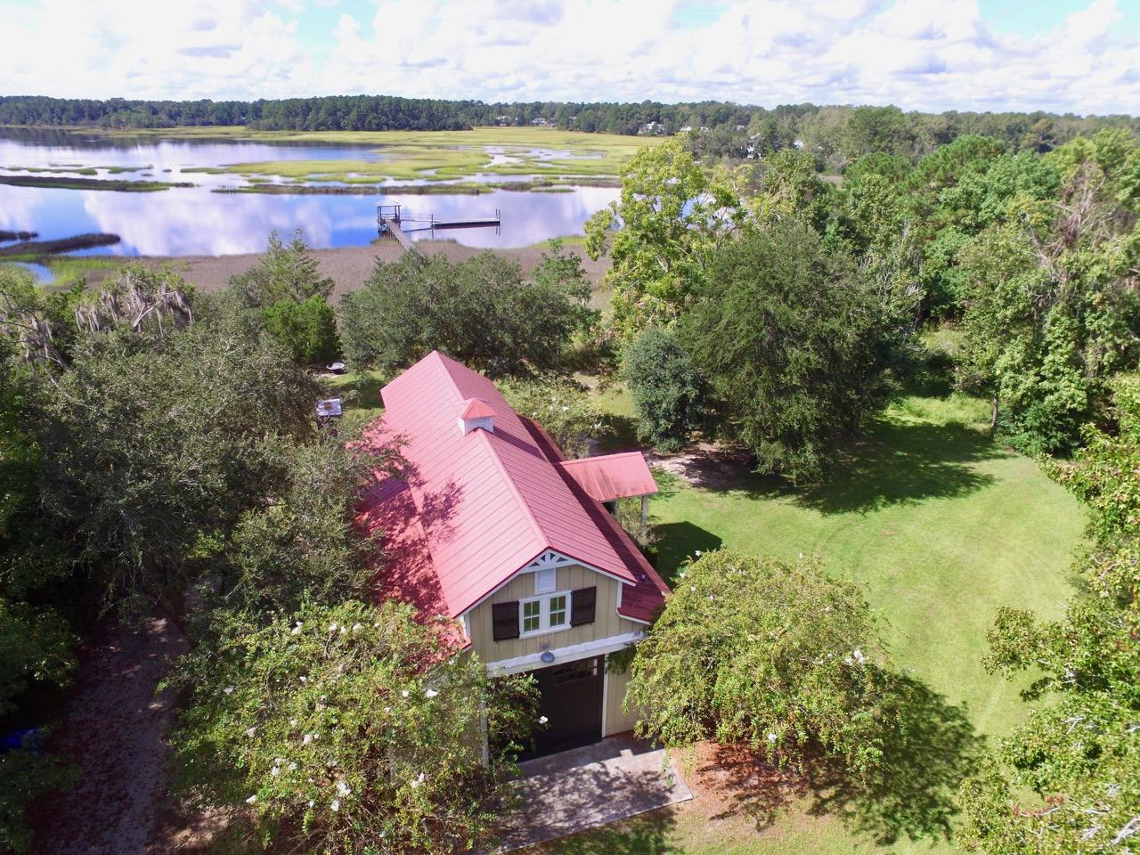 Bulow Plantation Homes For Sale - 1079 Hughes Rd., Johns Island, SC - 1