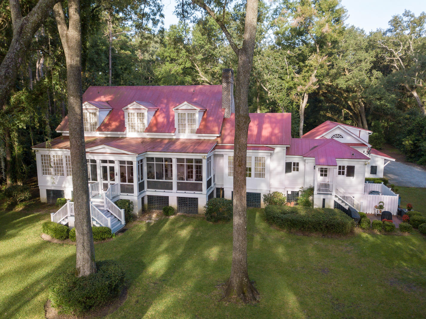 Bull Point Plantation Homes For Sale - 123 Bull Point, Seabrook, SC - 0