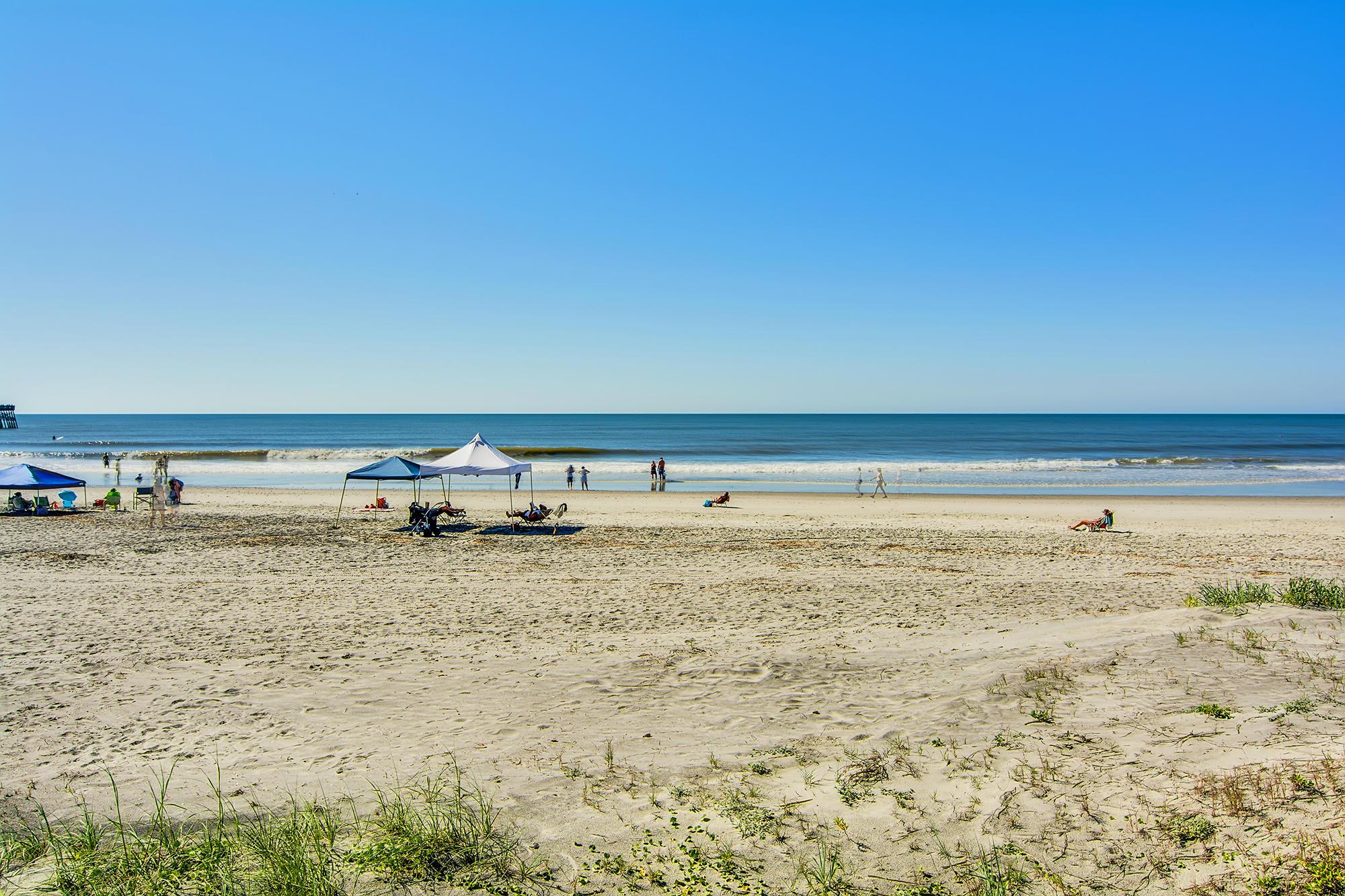 Charleston Oceanfront Villas Homes For Sale - 201 Arctic, Folly Beach, SC - 1