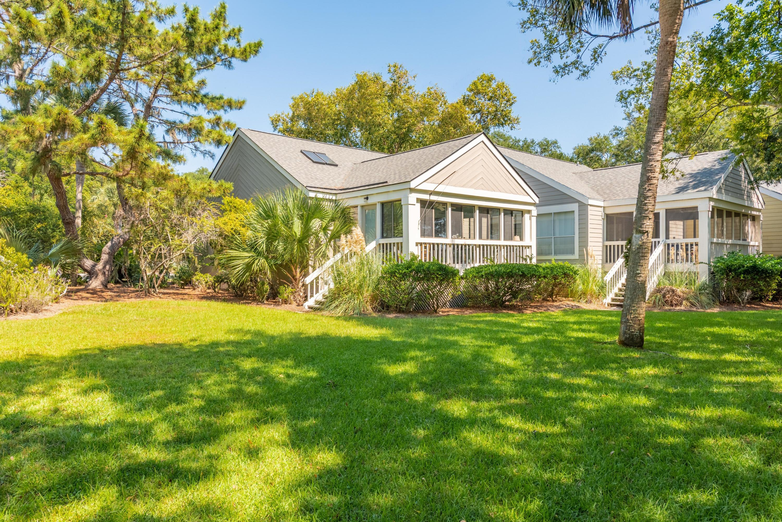 Golf Shore Villas Homes For Sale - 451 Double Eagle Trace, Seabrook Island, SC - 1