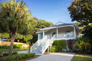 Home for Sale Cooper Avenue, Sunset Point, Folly Beach, SC