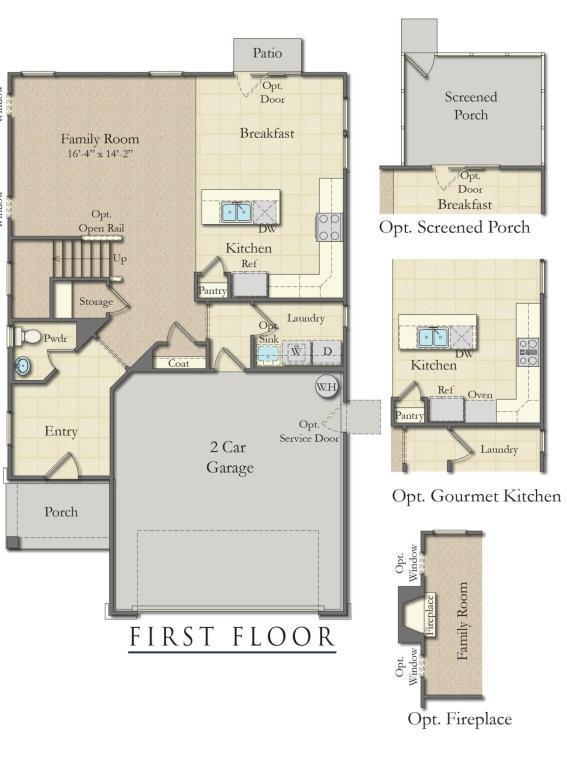 Riverstone Homes For Sale - 123 Sugeree, Moncks Corner, SC - 1