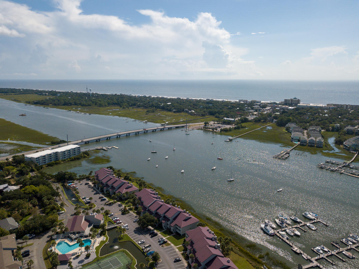 Mariners Cay Homes For Sale - 105 Mariners Cay, Folly Beach, SC - 55